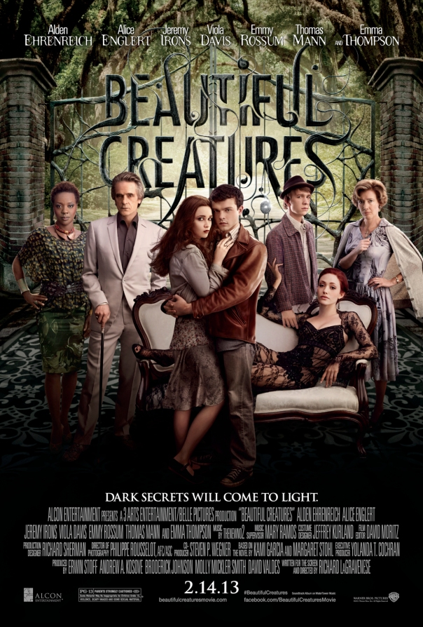 Beautiful Creatures- One#4D